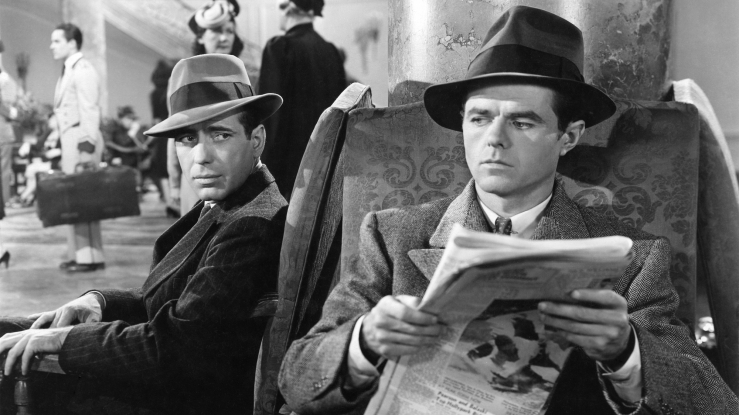 Shady dealings in The Maltese Falcon