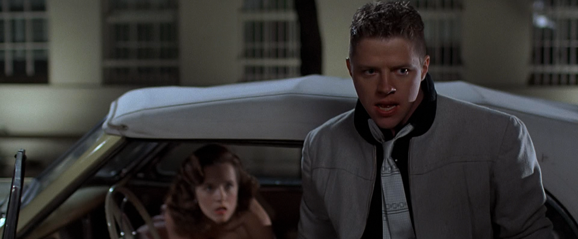 Biff is a menace in Back to the Future