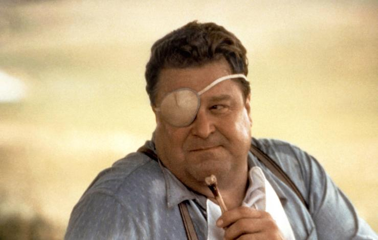 John Goodman in O Brother, Where Art Thou?