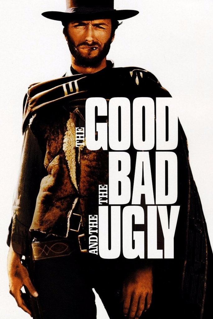 Poster for The Good, the Bad, and the Ugly
