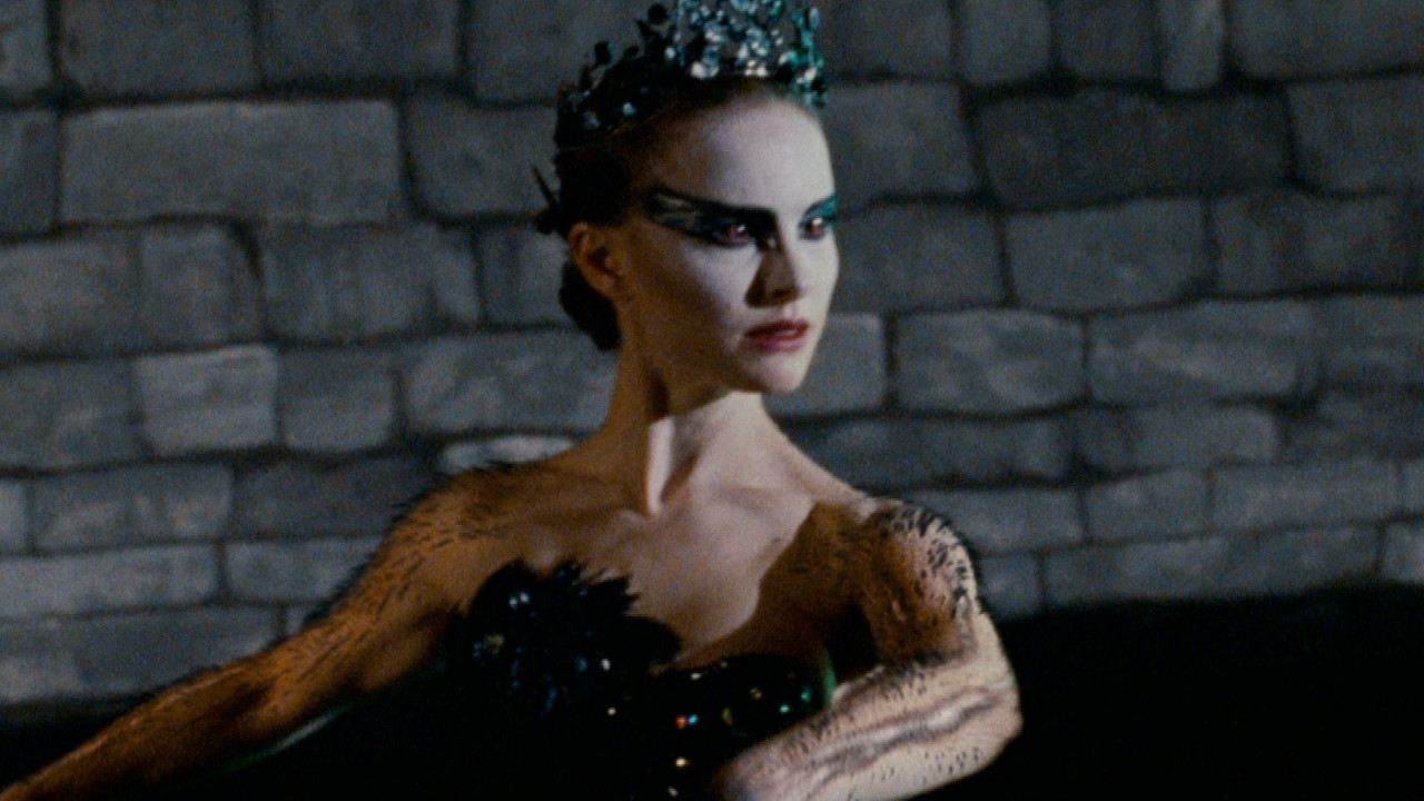 Nina loses herself in the Black Swan role