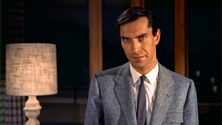 Martin Landau in North by Northwest