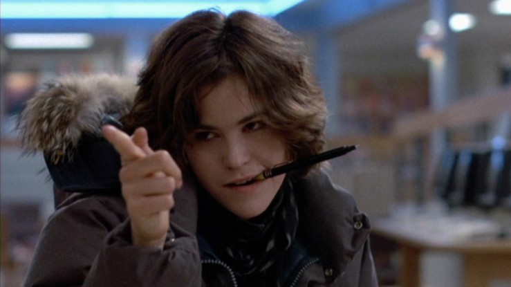 Allison Reynolds in The Breakfast Club