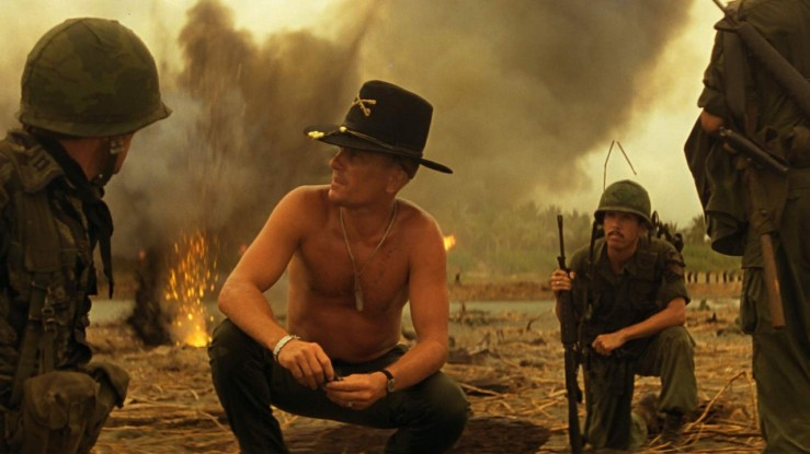 Lieutenant Kilgore in Apocalypse Now