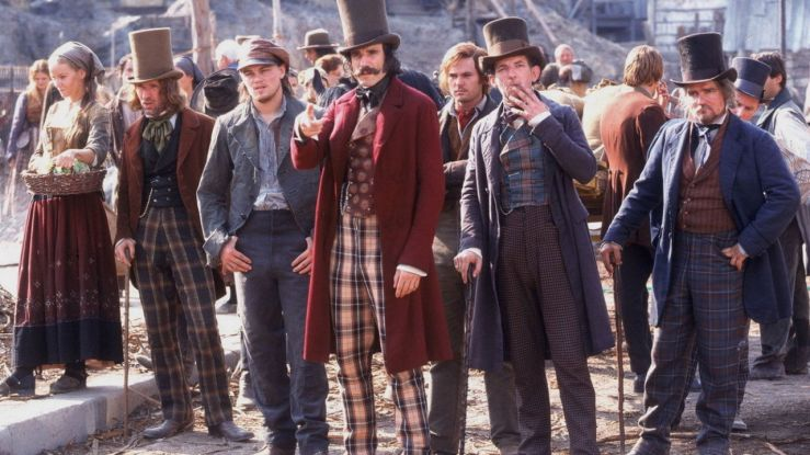 Some dapper gang members in Gangs of New York