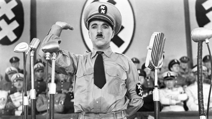 Hynkel is The Great Dictator