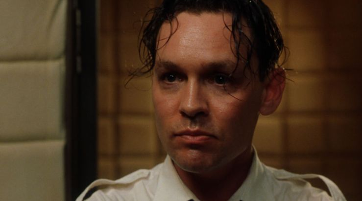 Percy Wetmore looks like a jerk in The Green Mile